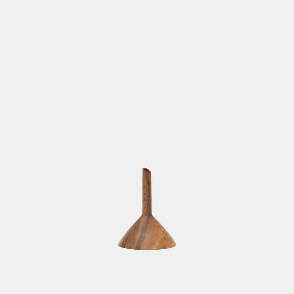 Walnut Mini Funnel